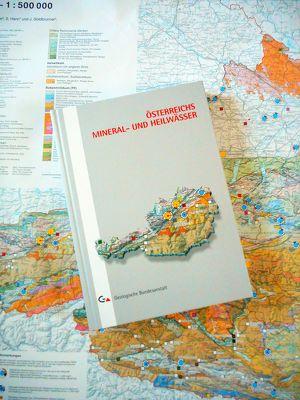 Grundwasser und Geologie: Mineral-, Thermal-, Heilwässer u.v.m. (Symposium zum Weltwassertag 2019)