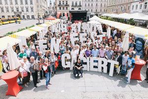 Freiwilligenmesse OÖ - FEST.ENGAGIERT 2019