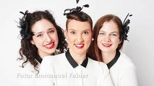 "Eddie Luis & his JAZZ PASSENGERS ""TRIBUTE TO THE ANDREW SISTERS"""