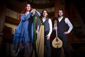 Celtic Folk - Stiftskirche Admont - Spinning Wheel