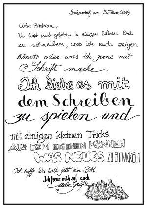 """4. Kunststammtisch + """"So mach ich das!"""" mit Alexander Engel"""