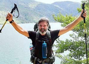 """""""Te Araroa Trail , 3040 km zu Fuß durch Neuseeland """""""