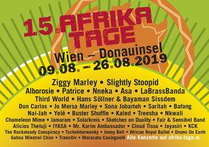 15. Afrika Festival Vienna 2019