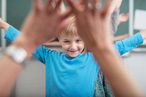 """KinderUniGraz Ringvorlesung """"Bewegung macht schlau! Mit acht Basics zum Lernerfolg"""""""