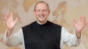 "P. Karl Wallner in Mieming ""Die Freude an Gott ist unsere Stärke"""