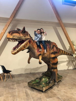 Dinosaurier Im Land der Giganten - Das lebende Abenteuer