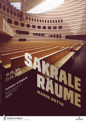 """Exklusiv-Führung durch Architekturausstellung """"Mario Botta – Sakrale Räume"""""""