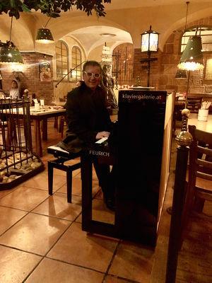 Wiener Barpianisten im Wiener Stadtbräu