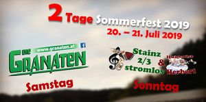 2 Tage Sommerfest 2019