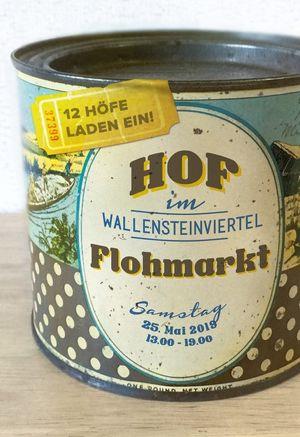 Hofflohmarkt Wallensteinviertel
