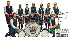 Red Eagle Tyrolean Pipe Band★ Stars in der Manege ★