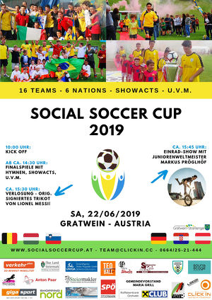 Social Soccer Cup 2019