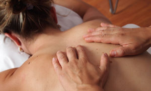 Fortbildung Massage bei Verspannungen