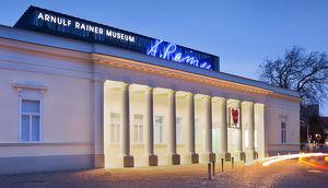 Tag des Denkmals – Baden – Ehemaliges Frauenbad – Arnulf Rainer Museum