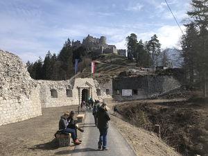 Tag des Denkmals – Reutte – Hornwerk Ehrenberg