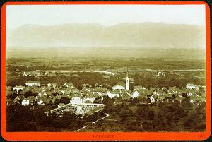 Tag des Denkmals – Dornbirn – Stadtrundgang Felders Dornbirn
