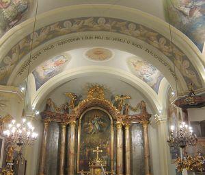 Tag des Denkmals – Dürnbach – Römisch-Katholische Pfarrkirche Maria Himmelfahrt