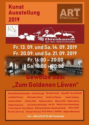 Kunst Ausstellung 2019