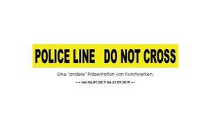 POLICE LINE - DO NOT CROSS
