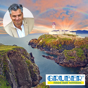 GRUBER-reisen Reiseabend mit Dorian Steidl