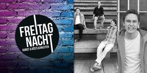 FREITAGNACHT der Worte Emil Kaschka, Turn & Hide mit Patterns