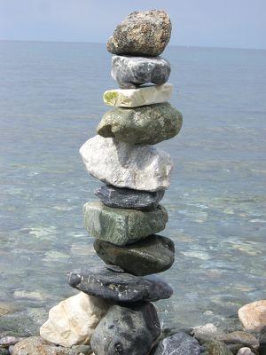 Mein Leben im Gleichgewicht
