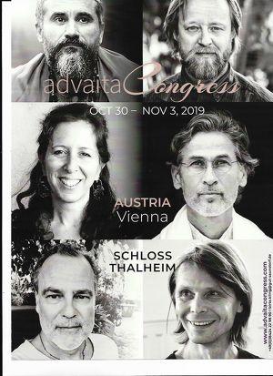 advaitaCongress Austria Vienna - SCHLOSS THALHEIM
