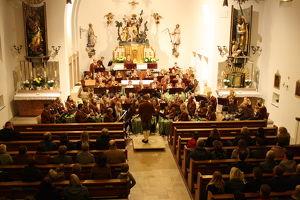 Cäciliakonzert der Trachtenmusikkapelle Seeham