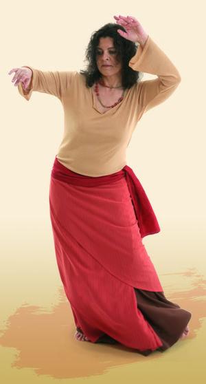 Ägyptischer Tanz - Abendkurs für Anfängerinnen