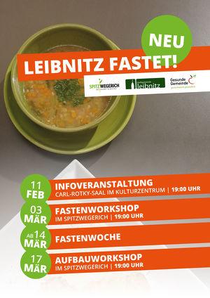 Fastenworkshop im Spitzwegerich Leibnitz - LEIBNITZ FASTET!