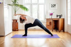In Balance Yoga am Donnerstagabend, 20.00-21.30 Uhr in Graz St. Leonhard