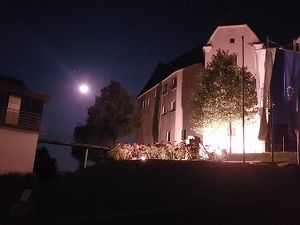 Vollmondführung im August - SCHLOSS SEGGAU