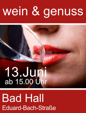 Wein&Genuss Bad Hall 2020
