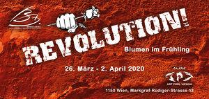 REVOLUTION! Blumen im Frühling