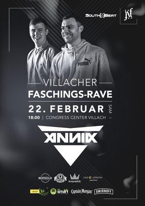 Villacher Faschings-Rave feat. ANNIX