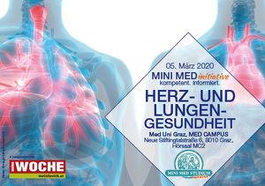 MINI MEDinitiative kompetent. informiert. Herz- und Lungengesundheit