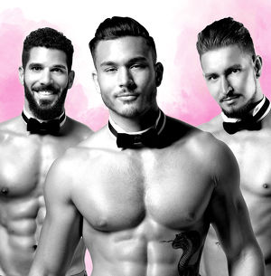 THE CHIPPENDALES Get Naughty – 2020 World Tour