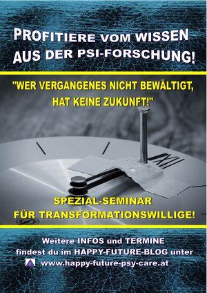 """Seminar """"Wer Vergangenes nicht bewältigt hat keine Zukunft!"""""""