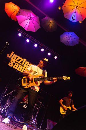 41. Internationales Jazzfestival Saalfelden