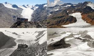 Goodbye Glaciers - Der Gletscherschwund in Bildern