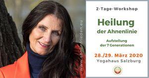 """2-Tage-Workshop """"Heilung der Ahnenlinie"""""""