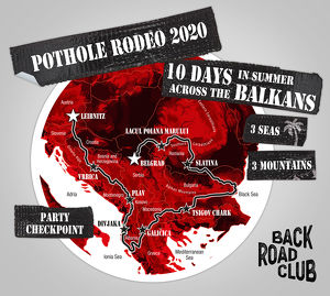 Potholer Rodeo 2020