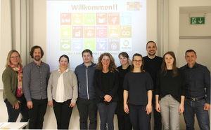 Präsentation der SDG-Pionier-Unternehmen der Steiermark