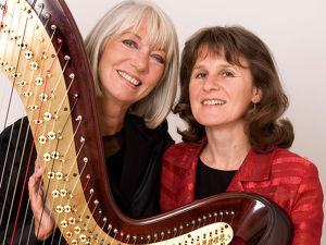 Pluhar liest Pluhar | Monika Stadler an der Harfe - Kulturherbst Mieming