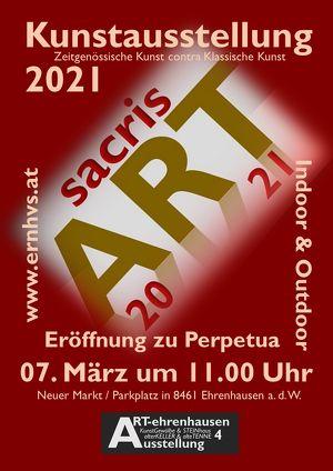 """sacrisART"" Kunstausstellung"