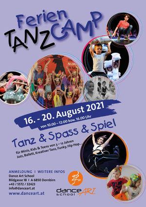 Ferien Tanzcamp