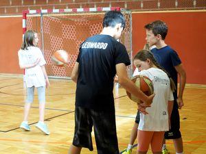Basketballkurs für Kinder & Jugendliche