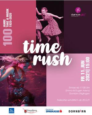 Time Rush - 100 Jahre Musik und Tanz