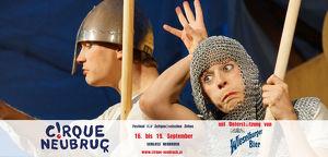 Die Glücksgeige - Compagnie Pas de Deux (CH) // CIRQUE NEUBRUCK
