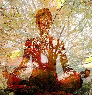 OFFENER MEDITATIONSKREIS IN DER NATUR